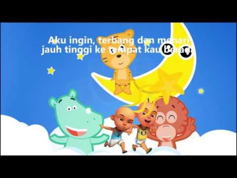 Lagu Anak : Bintang Kecil + Lirik
