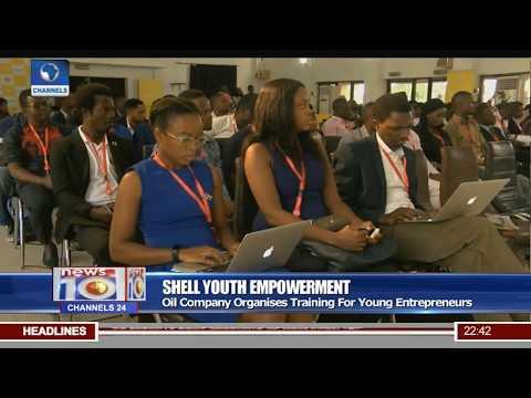 Shell Organises Entrepreneurship Training For Youths