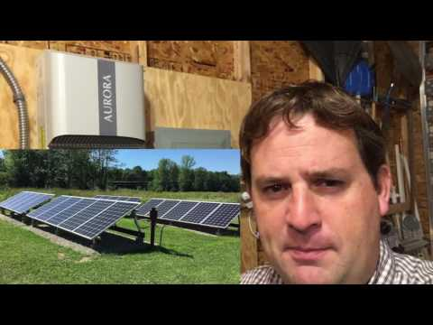 10 MWh Gound Mount Solar Milestone!