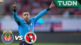 ¡No marca el penal del empate! | Guadalajara 0 - 1 Tijuana | Liga MX - Ap19  - J16 | TUDN
