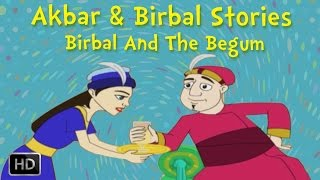 Akbar and Birbal Stories - Birbal and the Begum