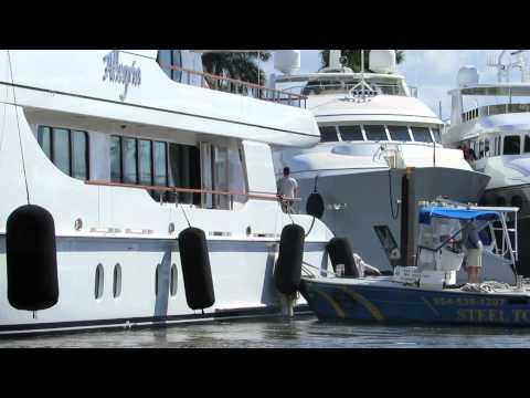 2014 Fort Lauderdale International Boat Show FLIBS