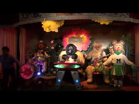 The Rock-afire Explosion - Happy Birthday to You