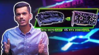 RTX 2060 Super vs RTX 2070 Super! Building 1 Lakh PC?