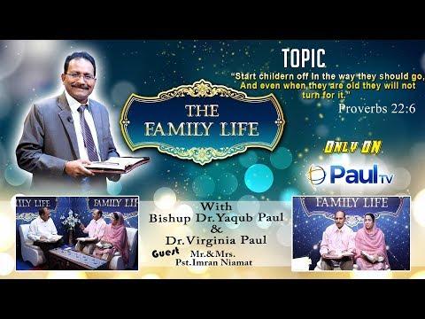 Pastor Imran Niamat Family Life Program (Full Episode).