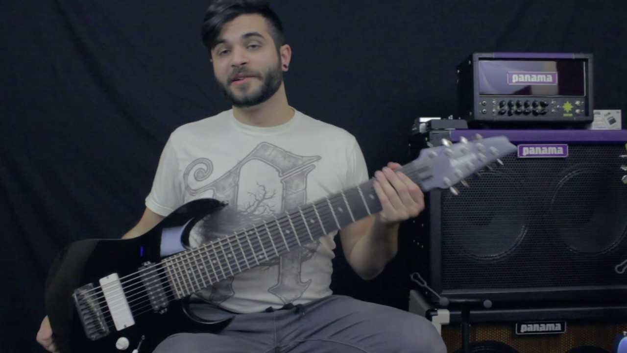 9-String Guitar