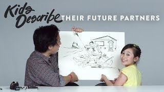 Baixar Kids Describe Their Future Partners to Koji the Illustrator | Kids Describe | HiHo Kids
