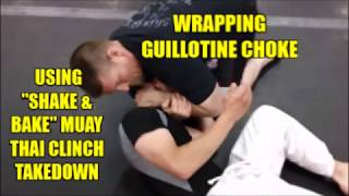 The Guillotine Choke is a useful technique in any combat sport and ...