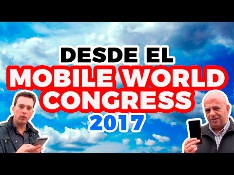 Desde el Mobile World Congress 2017 - #LaNube con @jmatuk y @japonton
