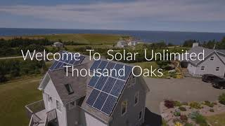 Solar Unlimited Electricity in Thousand Oaks, CA