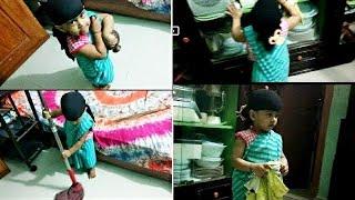 Twin baby funny video Kajer Bua
