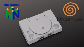 Testing Dreamcast & N64 Emulation on the PS Classic