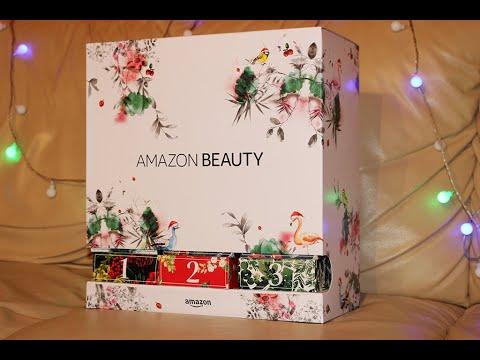 Рождественский Календарь AMAZON / UNBOXING Amazon Beauty  Advent Calendar