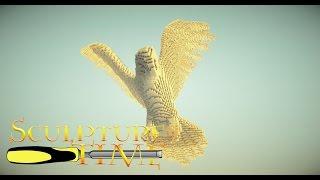 [SculptureTime #2] Parrot / Попугай.