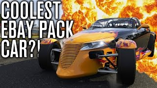 COOLEST EBAY PACK CAR! (PLYMOUTH PROWLER) | Forza Motorsport 6