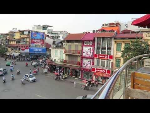 Hanoi Vietnam Center Square