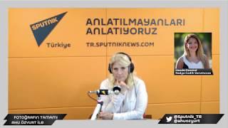 Sputnik Ceyda Karan'la Eksen  Yurter Özcan: İstanbul'daki Kürt oyları için süreç ABD'de ba