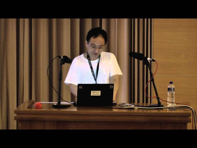 Image from R0 DAY2-01 利用 IPython Notebook 來互動簡報與教學 - Tzer-jen Wei (PyCon APAC 2015)