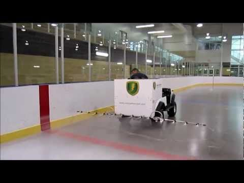 Electric Stealth 2011 – the all new electric ice paint spray system