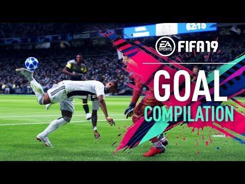 FIFA 19 | GOAL COMPILATION ft. Scorpion Kick