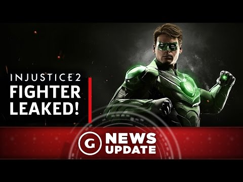Injustice 2 Gameplay Leak Reveals Major New Character - GS News Update