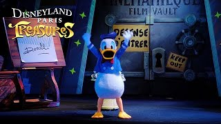 Disneyland Paris - Animagique - FULL Show - HD Video(DISNEYLAND PARIS ANIMAGIQUE FULL SHOW: Marvel at the fluorescent paints, flying puppets and UV lights that bring to life Donald Duck's adventure in ..., 2016-02-06T12:13:59.000Z)