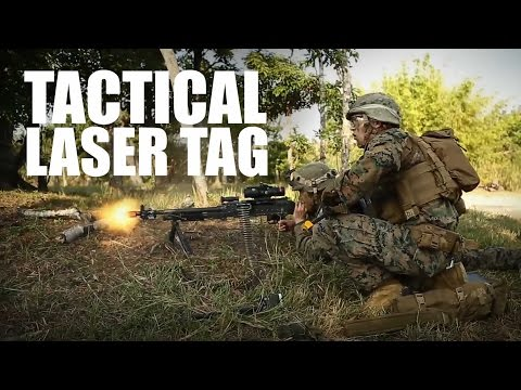 ITESS Gear | Tactical Laser Tag