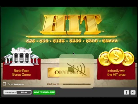 Michigan Lottery - Online Demo - HIT Series Play