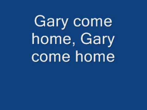 Gary come home with lyrics youtube