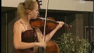 J.S.Bach: Koncert pro housle E dur (I. Allegro)