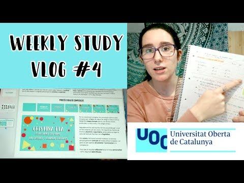 Review primeras prácticas · STUDY VLOG #4 | Christine Hug