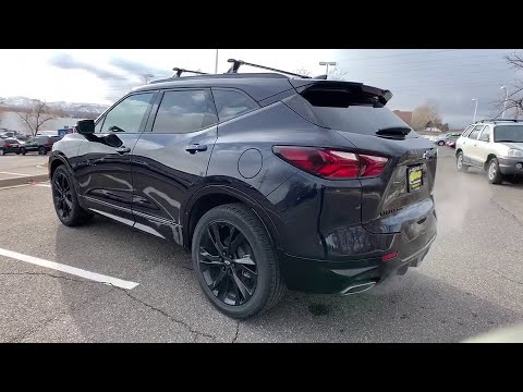 2020 Chevrolet Blazer Denver, Lakewood, Wheat Ridge ...