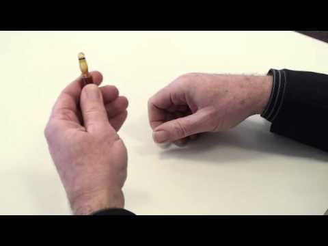 How to open OPC Ampoules the right way.