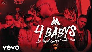 Maluma - Cuatro Babys (Cover Audio) ft. Trap Capos, Noriel, Bryant Myers, Juhn