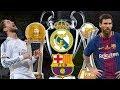 Mas Finales Internacionales Perdidas, Real Madrid o Barcelona ?