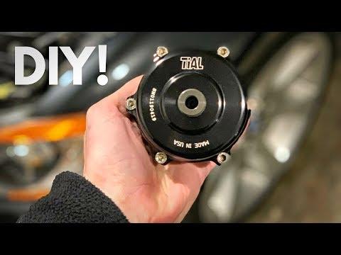 ARM Motorsports BMW N54 Charge Pipe Tial Q BOV DIY Install!