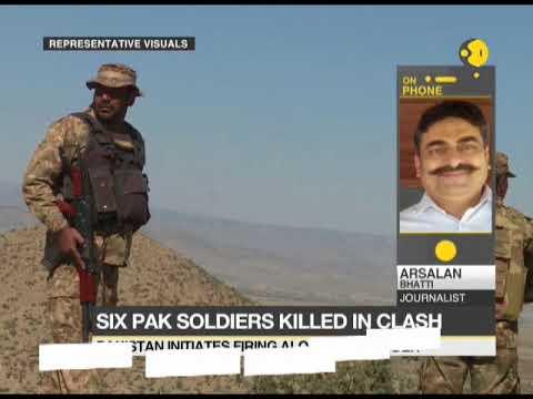 Eight dead in Afghanistan-Pakistan cross-border gunfight