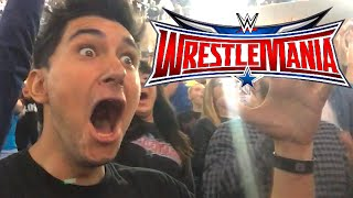 LIVE WRESTLEMANIA 32 REACTIONS!!