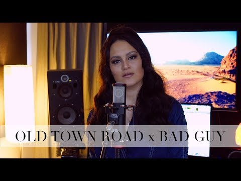 Old Town Road x Bad Guy (Acoustic Mashup) Lil Nas X, Billy Ray Cyrus & Billie Eilish