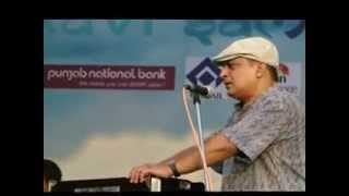 Piyush Mishra ji at IIT Kanpur Antragni 2012