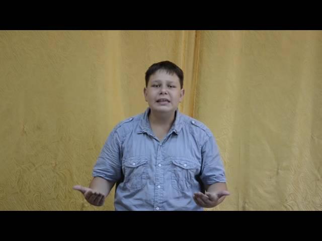 Изображение предпросмотра прочтения – ИльяКутателадзе читает произведение «Песнь о собаке» С.А.Есенина