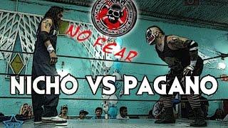 Nicho el Millonario vs Pagano