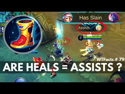 WIZARD BOOTS NOW TURNS ASSISTS INTO KILLS | WTFacts # 79 | Mobile Legends