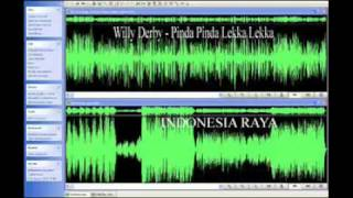 lekka lekka VS lagu indonesia raya Indonesia anthem