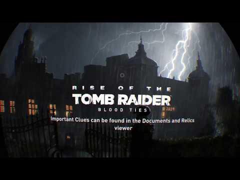 Rise of the Tomb Raider  Blood Ties    VR mission  PSVR & PS4 Pro