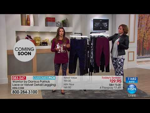 HSN | Warrior by Danica Patrick Fashions 10.19.2017 - 03 PM