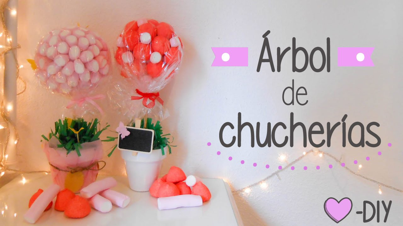 Arbol de chucher as youtube - Arboles de navidad de chuches ...