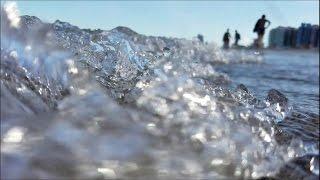 Galaxy Note 7 Salt Water Waterproof Test At Miami Beach IP68