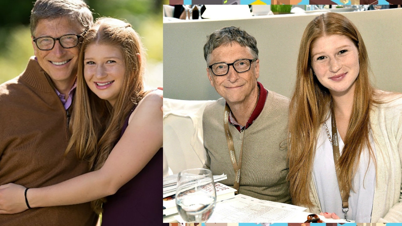 bill gates daughter jennifer gates 2017 bill gates net worth