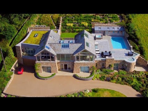 Luxury Property Video | Knight Frank | Milton House, Portlemouth, Salcombe
